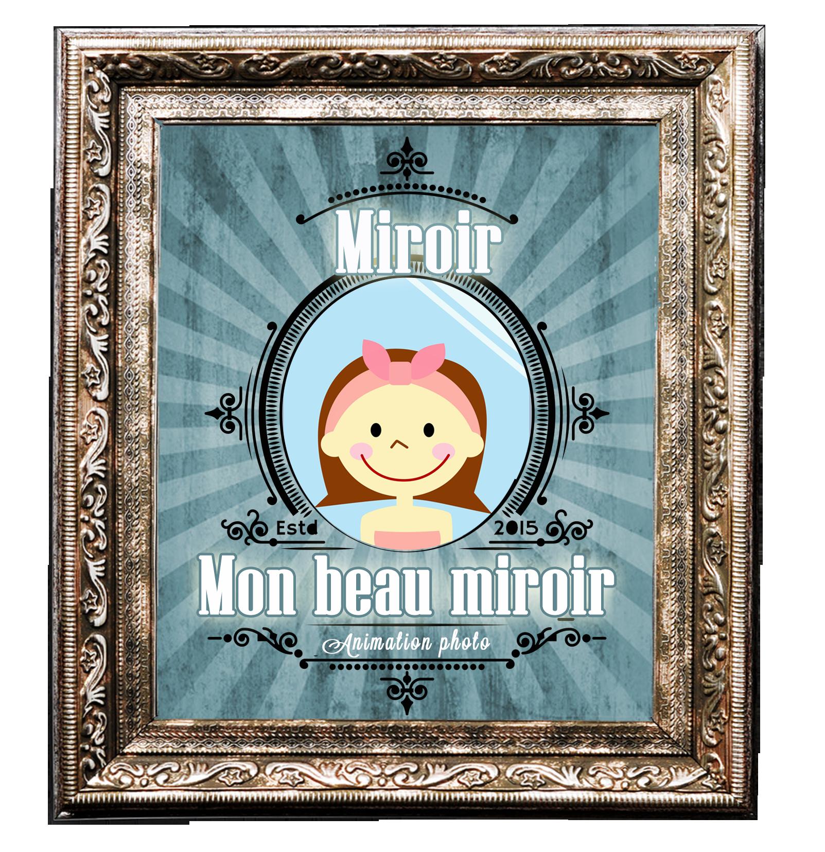 animation photo logo miroir V2 copie
