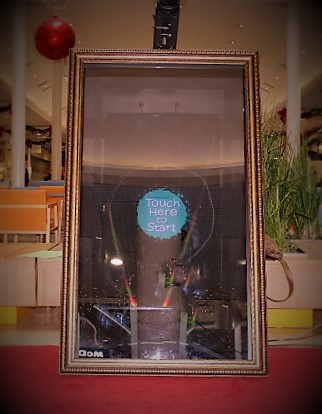 Animation photo miroir imprimez partagez sur les r seaux for Beaux miroirs