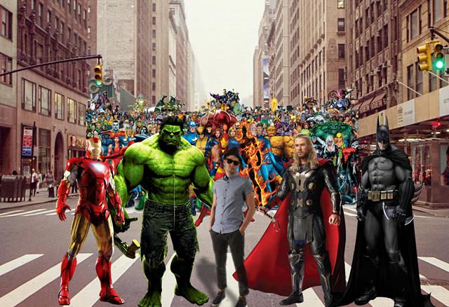 Avengers animation photo Spriiint