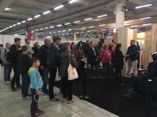 affluence Miroir fete de l huma 2017