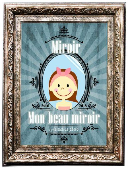 affiche miroir copie