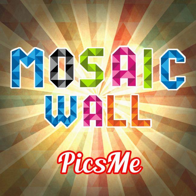 Mosaïc Wall
